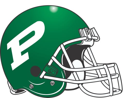 Perry Central helmet