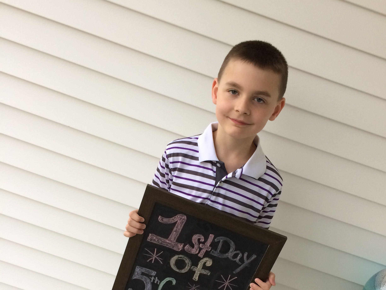 Maddox Hawkins, 5th grade