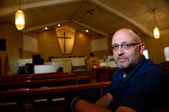 Pastor Gary Click, passtor of Fremont Baptist Temple, said the worst comments about his prayer were posted on social media.