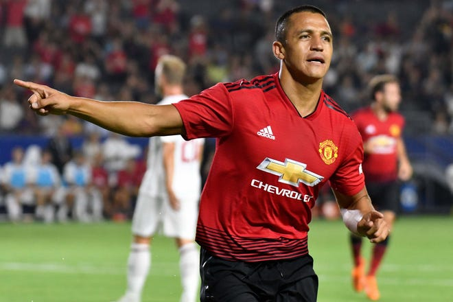 Manchester United faces Leicester City in the first Premier League game of the 2018-19 season on Friday.