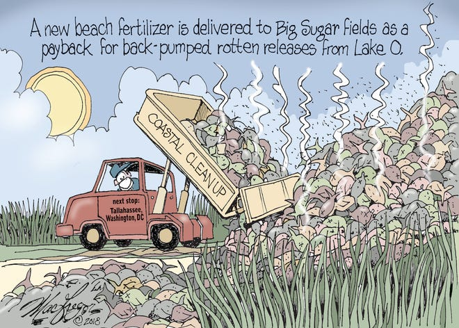 New beach fertilizer