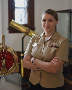 Cape Coral's Mariah Knopp serves Navy in Information Warfare