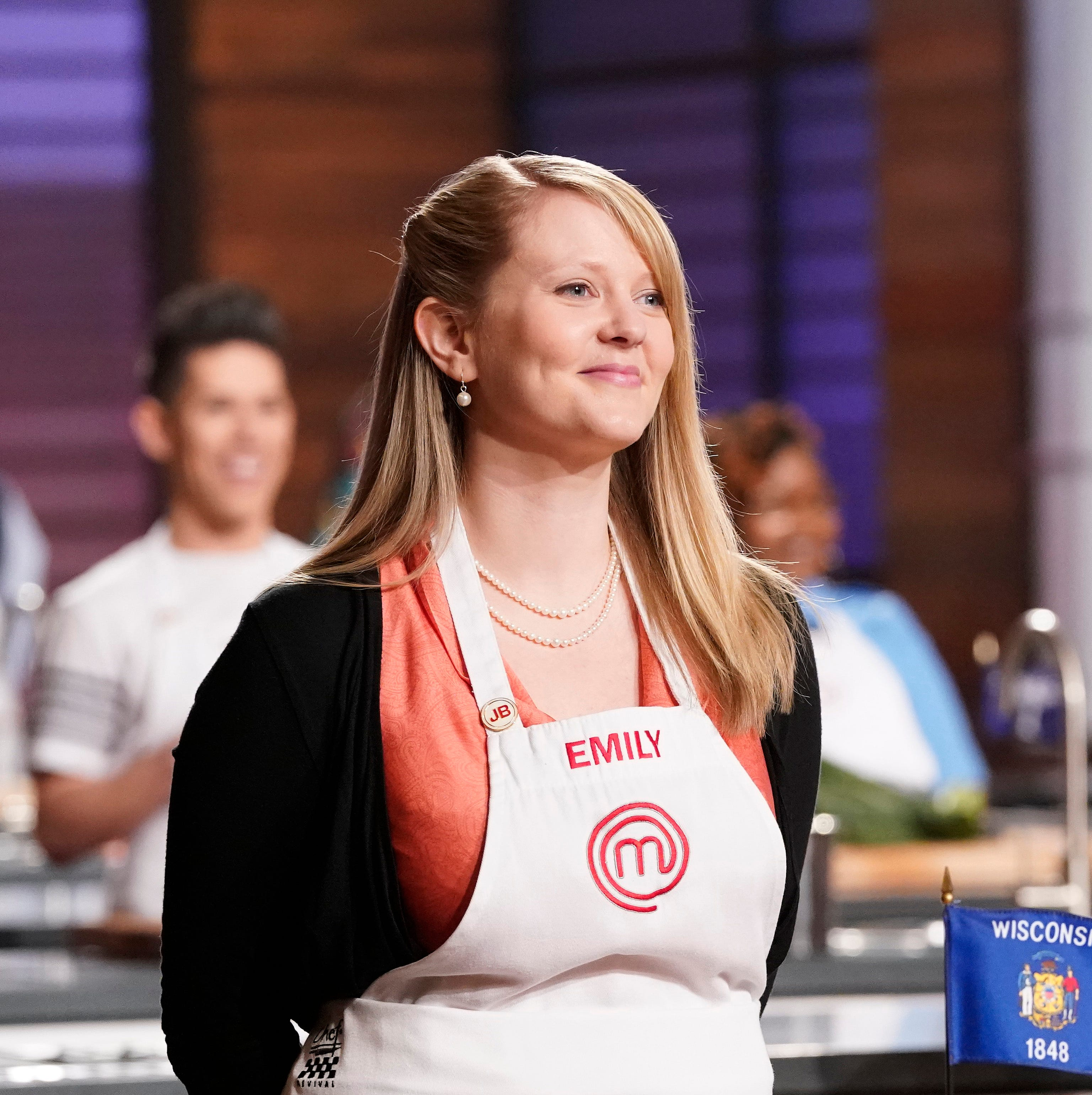 Wisconsin native Emily Hallock gets knocked out of 'MasterChef'