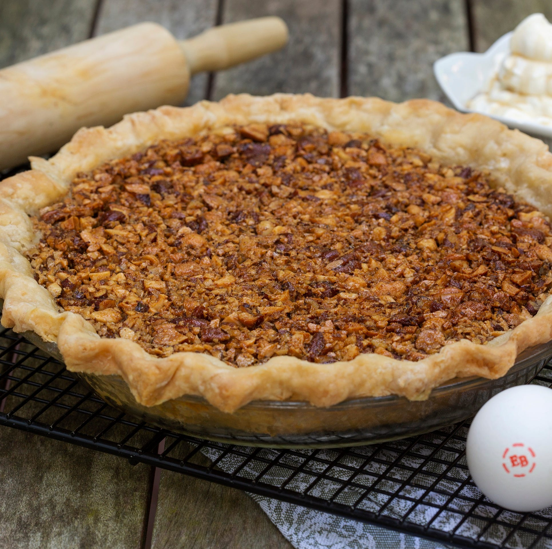 Maple syrup, Brandy nut pie recipe earns Appleton woman spot in national contest