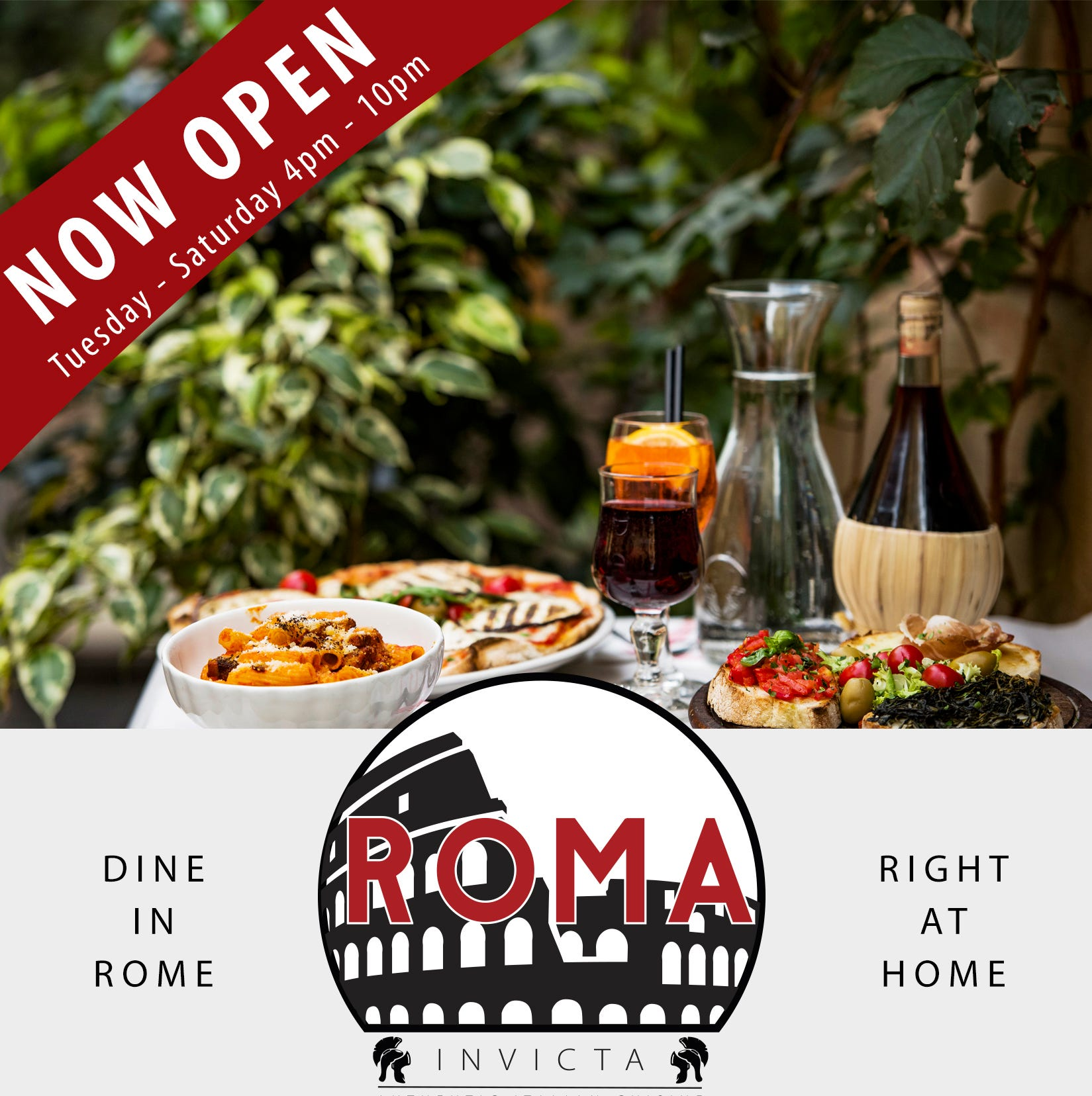 Owners of Wild Ace Pizza in Greer bringing authentic Italian food with Roma