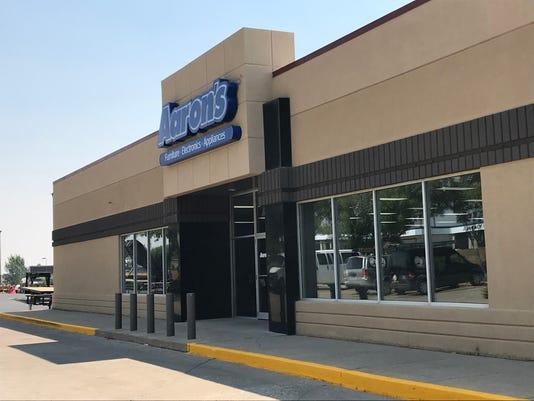 Aaron's Furniture Electronics Appliances business