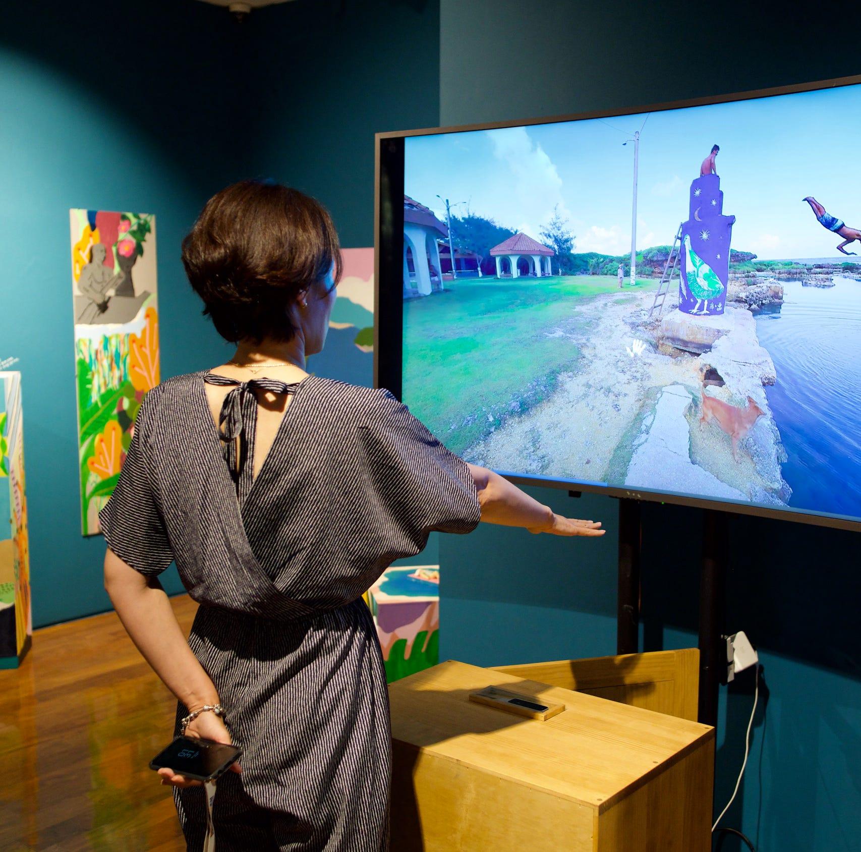 'Guam Eco Wave' exhibit launches in Seoul