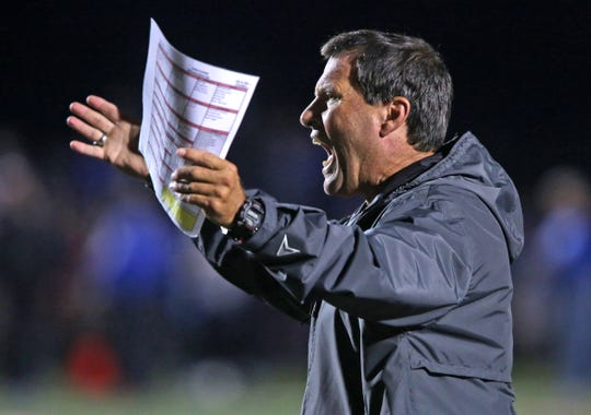 Rick Wimmer is in his 13th season as Fishers head coach.