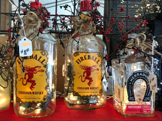 Deck the halls with Fireball, fa la la la la, la la la la.