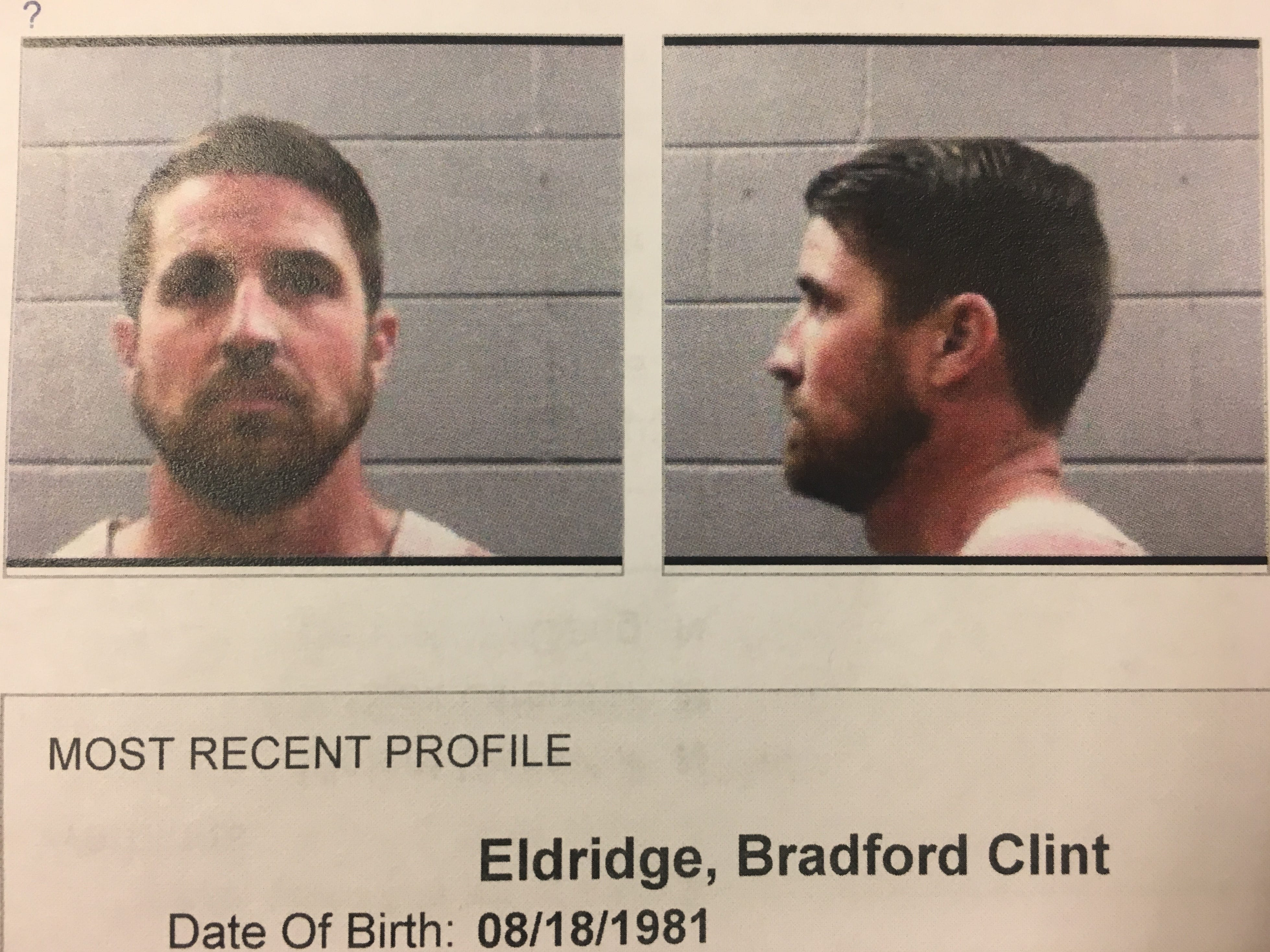Bradford Clint Eldridge