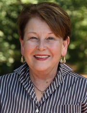 Carolyn McAdams has served as mayor of Greenwood since 2009.