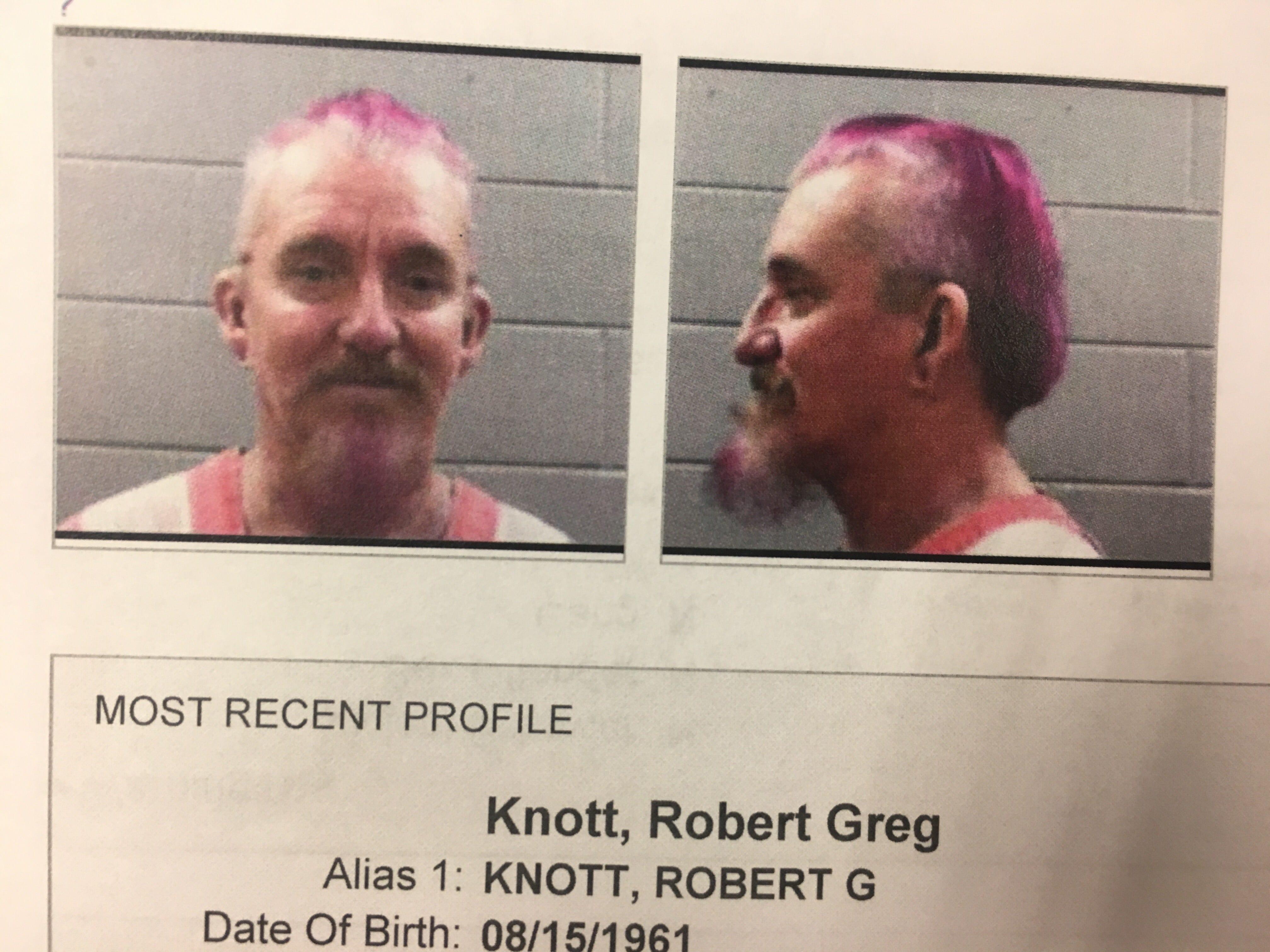 Robert Greg Knott