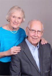 Shirley and Ron Bugos in 2018