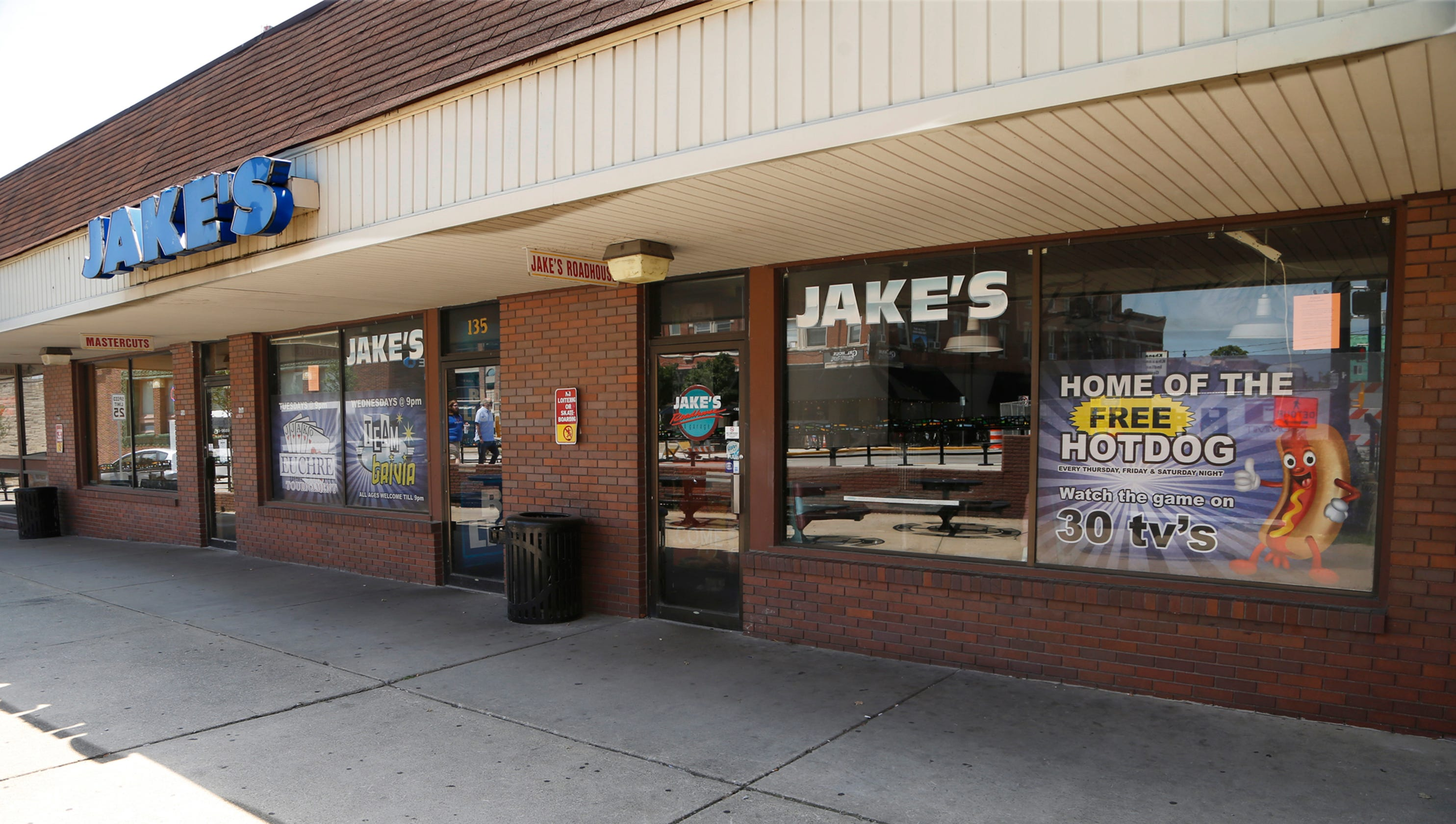Bangert: Tears for Jake's, RIP memories for long-lost places