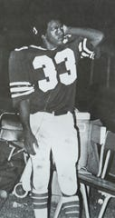 "James ""Knoddy"" Weaver was a record-setting running back in the early 1980s for Lafayette Jeff."