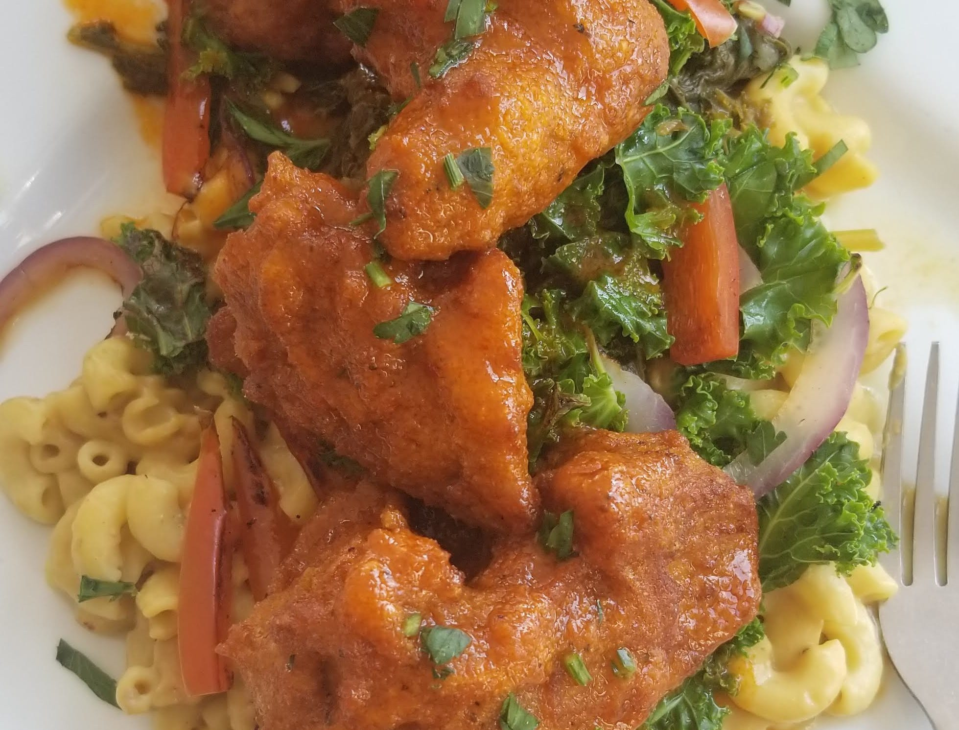 Meatless Monday: Three Carrots in Indianapolis