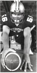 Before becoming a second-generation Boilermaker football player, Rick Skibinski starred at Lafayette Jeff.