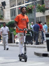The Bird Scooter company has been granted a permit to temporarily operate in Louisville.