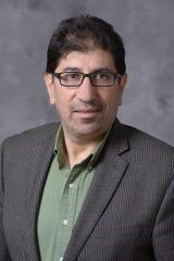 Dr. Ammar Ghanem, MD, pulmonologist, with the Pulmonary Allergy Critical Care & Sleep Associates