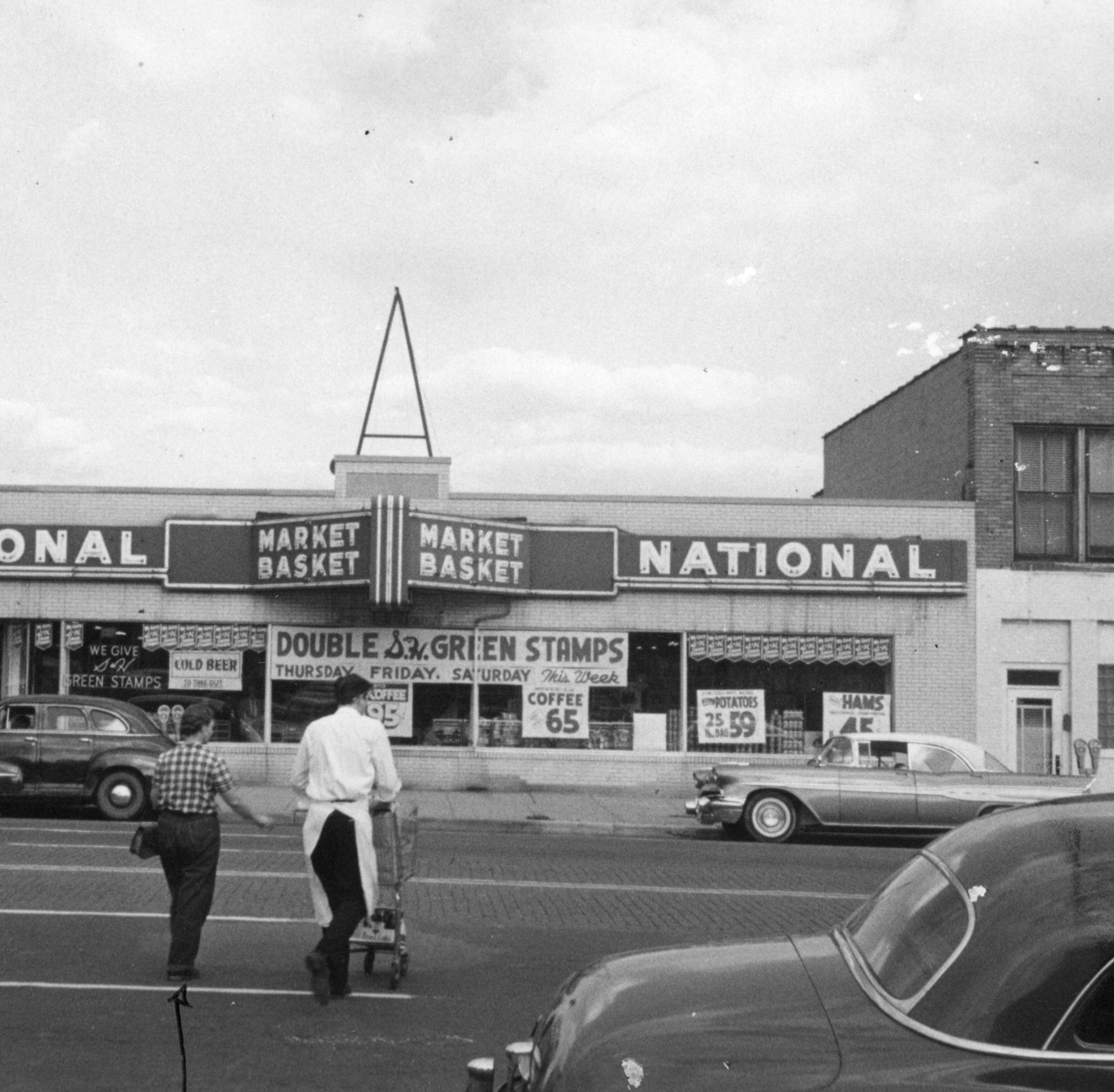 From the Archives: Grocery stores we used to shop at
