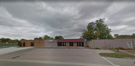 Street view of the building where Crush Wine Bar will open its second location off of Parkland Avenue and Janesville Road. Owners Judy Rosynek and Paul Kiwecien plan to update the outside of the building mirror Crush's lime green logo.
