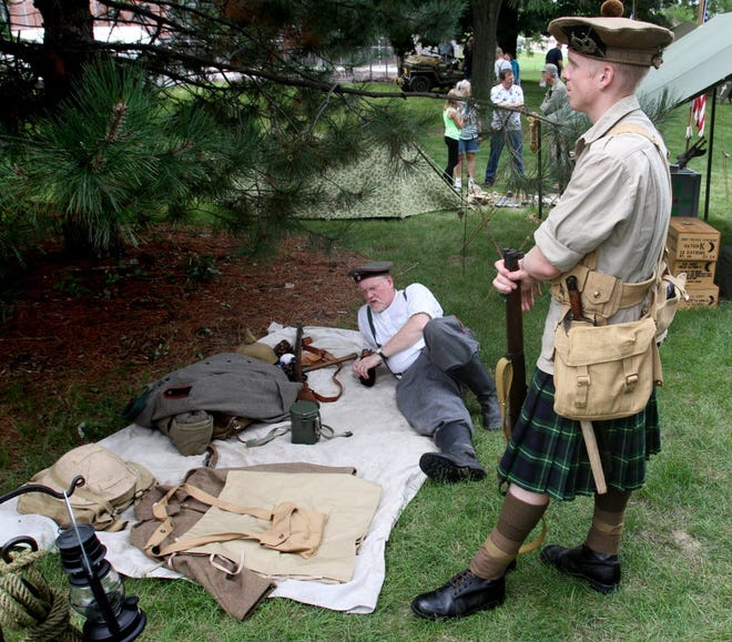 Settlers Weekend is from 10 a.m. to 4 p.m. Aug. 25-26 at Honey Creek Park in West Allis.