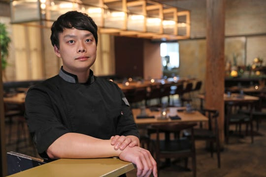 Yosub Yoon is the chef of Char'd, 222 E. Erie St.