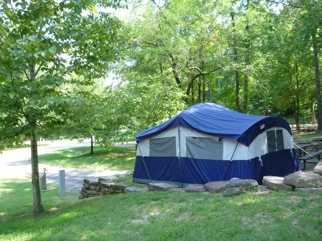 The National Parks Service is now accepting comments on proposals to increase camping fees at certain campsites.