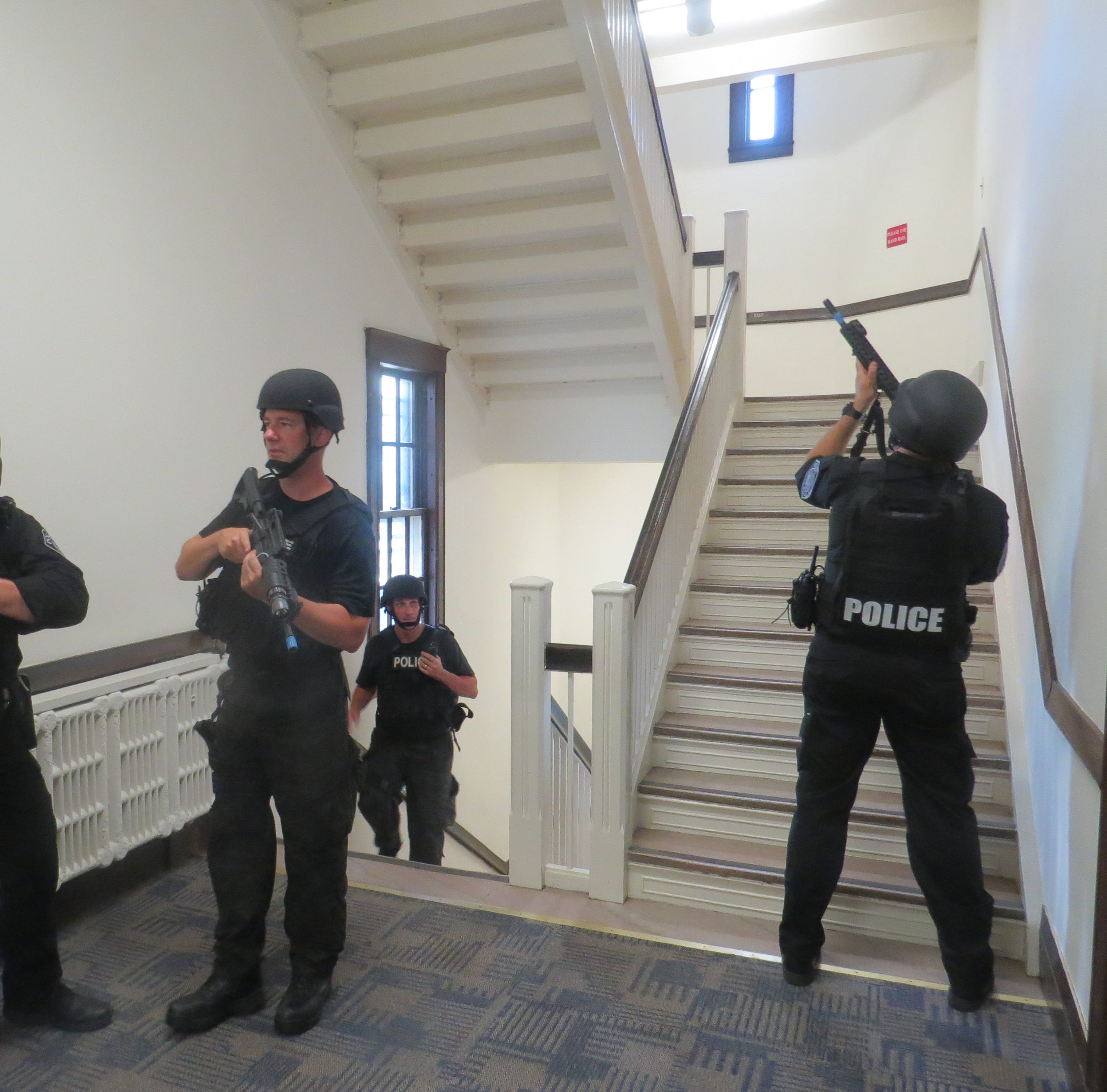 'Active shooters' at College of Saint Elizabeth part of multi-agency drill