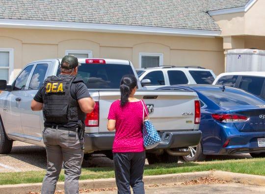 The Drug Enforcement Agency raided Dr. Richard Stehl's office after he allegedly over-prescribed prescription medications.