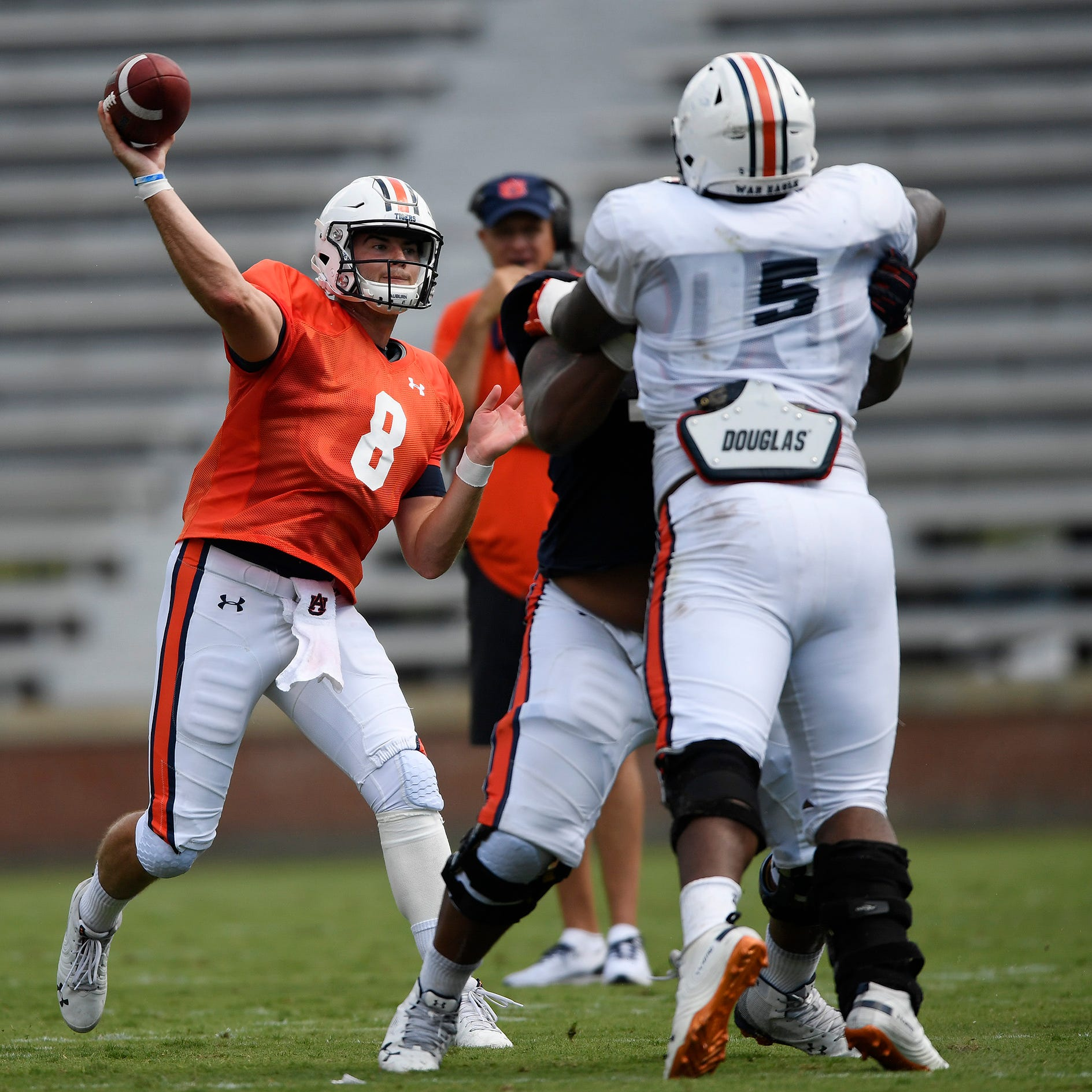 Rankin: Stidham's accuracy gives Auburn SEC title shot