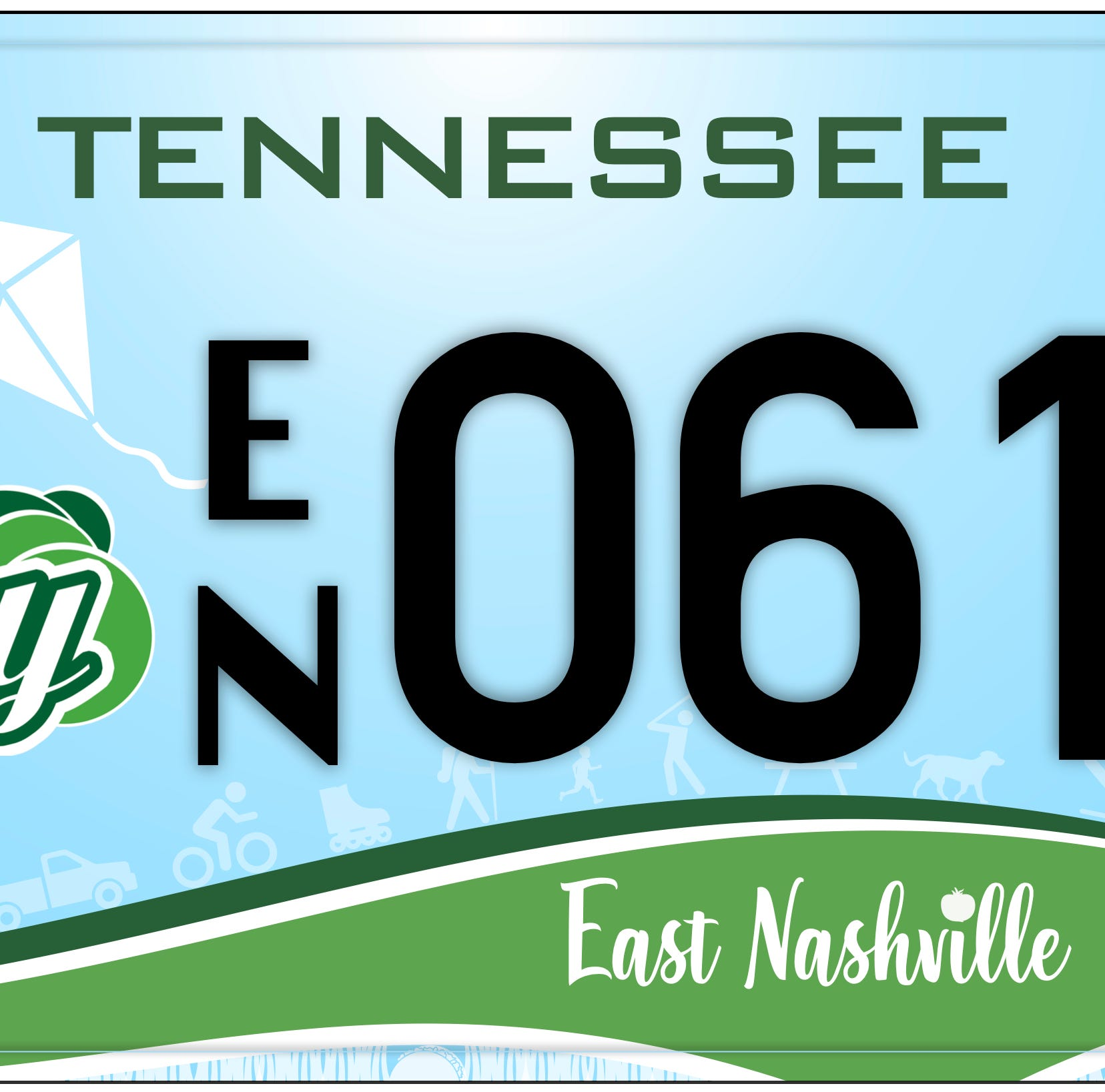 East Nashville shoots for its own specialty TN license plate