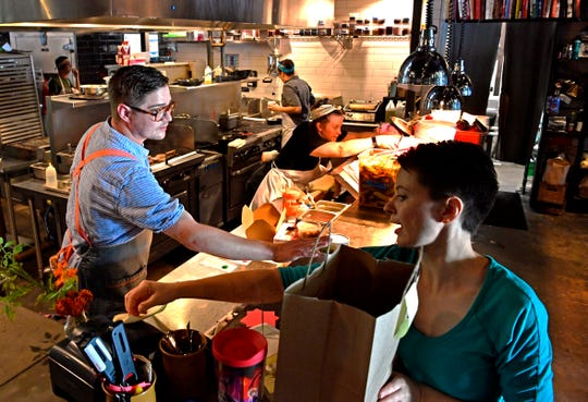 Bryan Lee Weaver, chef of Butcher & Bee, says restaurants across Nashville are having trouble filling positions at all levels because of a labor shortage.