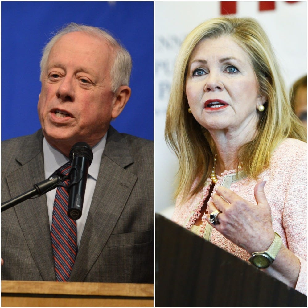Bredesen holds narrow lead over Blackburn in Tennessee US Senate race: new GOP-aligned poll