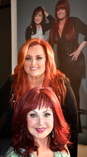 The Judds have an exhibit at the Country Music Hall of Fame and Museum opening.Wednesday Aug. 8, 2018, in Nashville, Tenn.