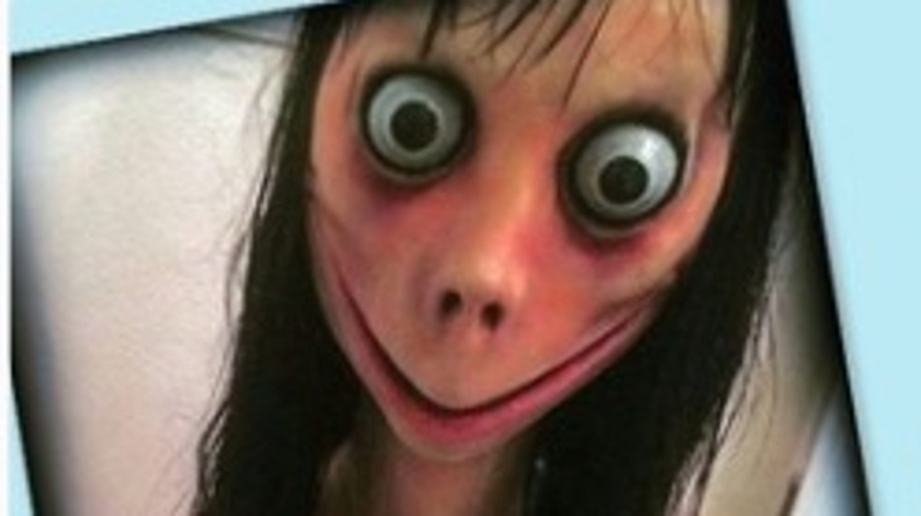 police warn against scary whatsapp profile momo
