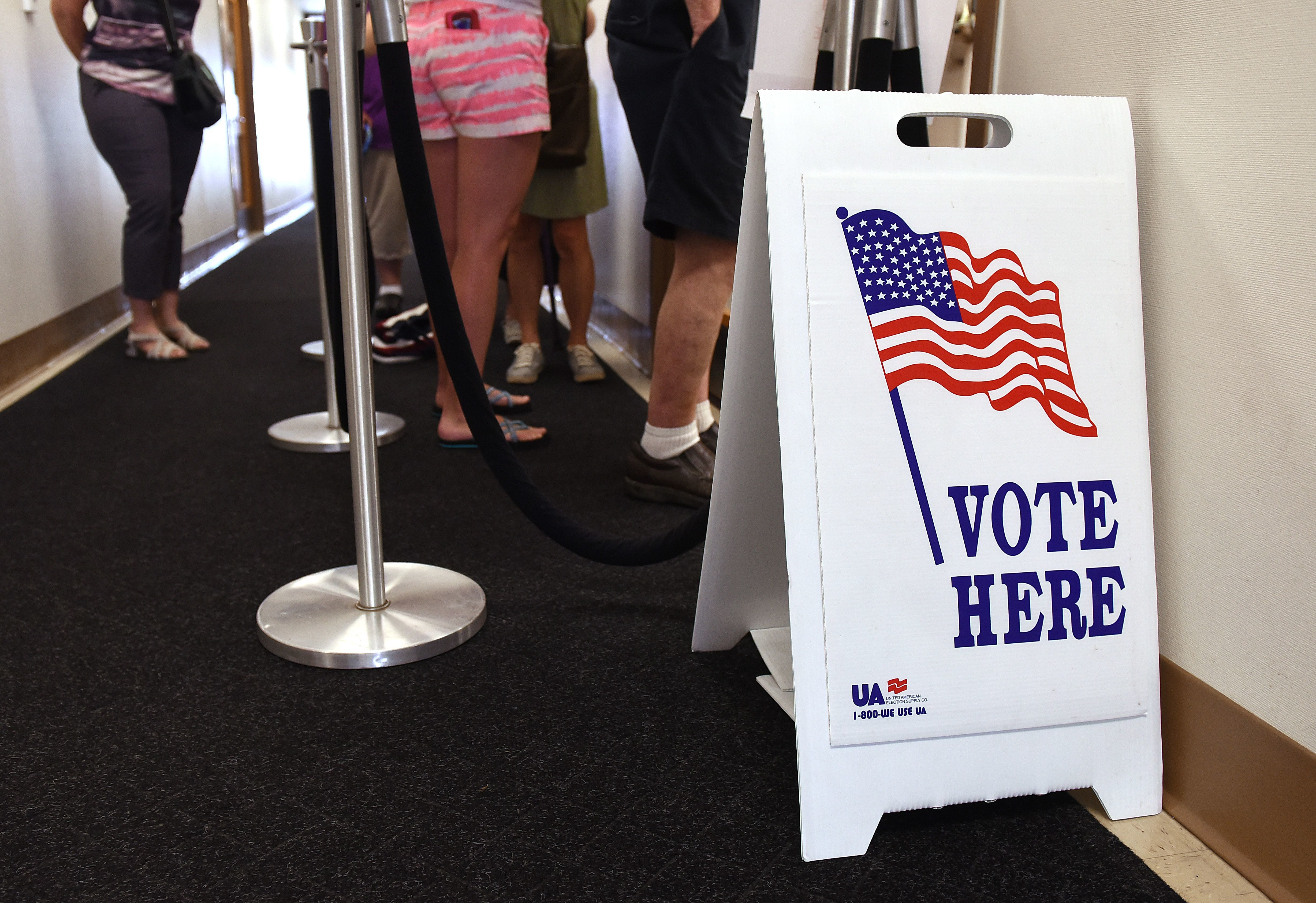 The primary election ballot for Licking County Republicans will not include all those who were interested in running for Licking County Municipal Court judge and clerk.