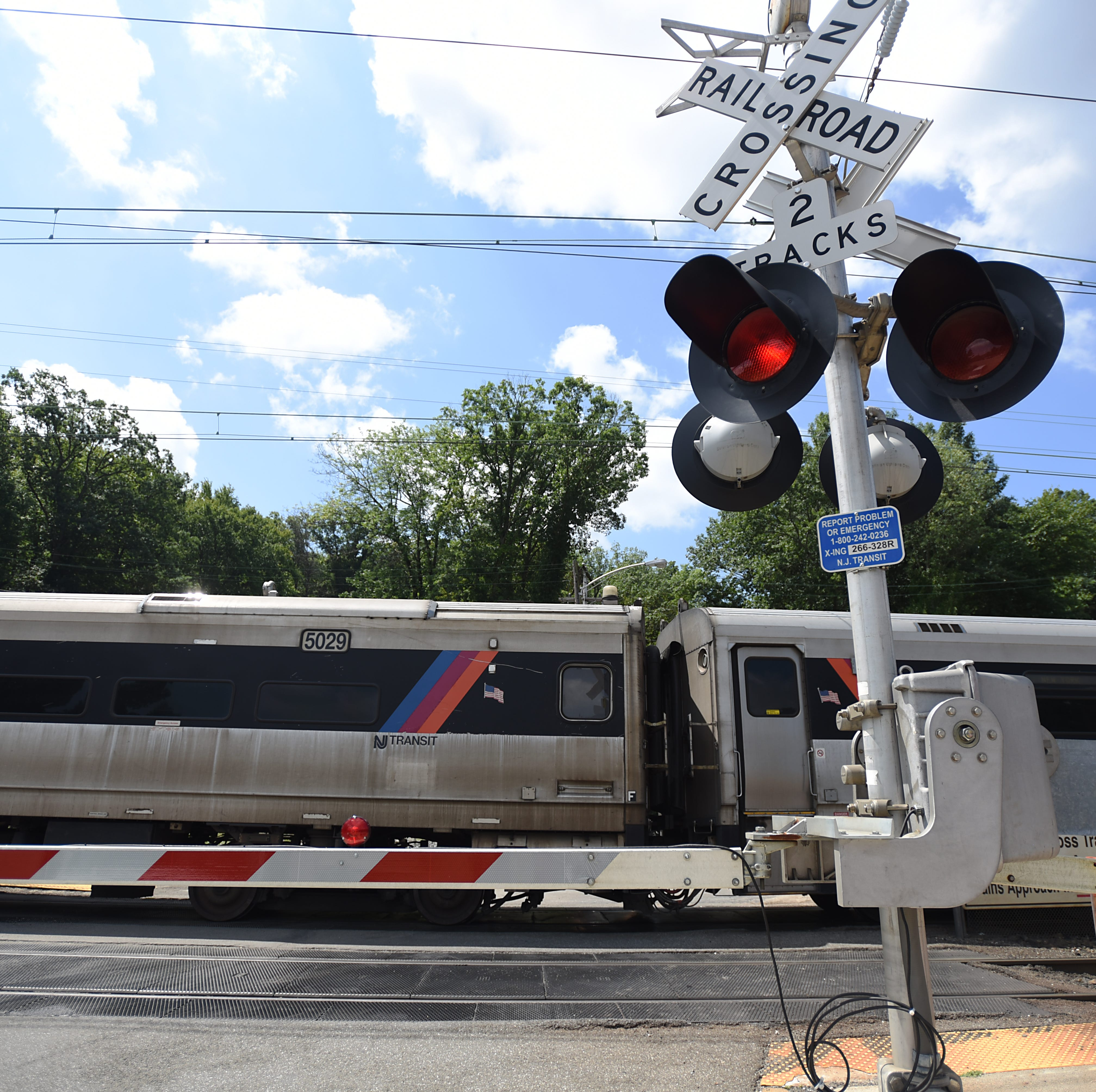 One killed after being struck by train on Montclair-Boonton line in Montclair