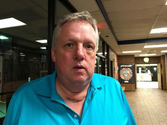 Tom Whittles, president Clifton Against Substance Abuse