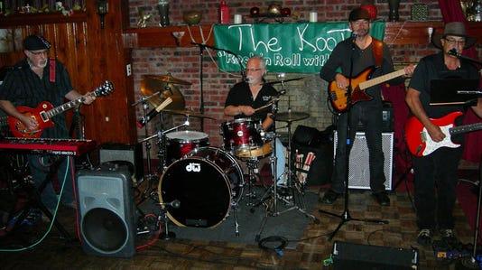 Kootz Band On Stage
