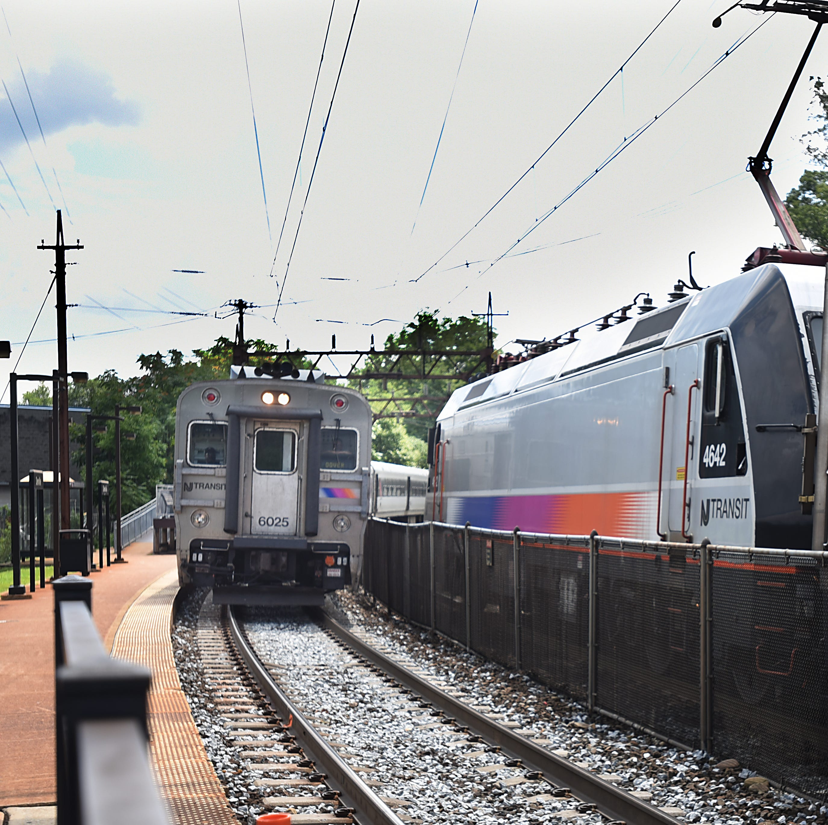 Man struck, killed by NJ Transit train in Montclair NJ