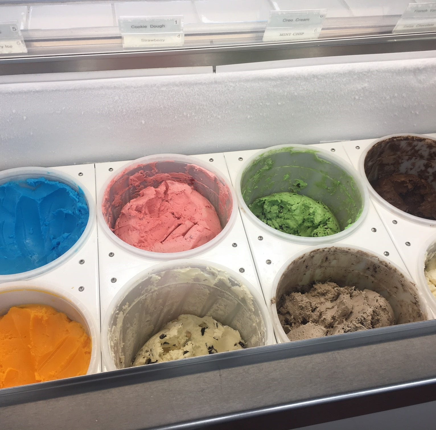 Grab a cone at one of these Morris County ice cream shops