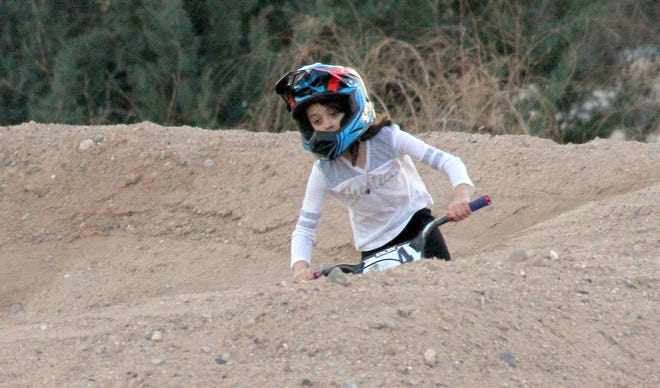BMX racing is back in Deming at the 575 BMX Race Track at 1000 Ash Street.