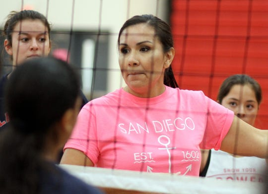 Deming High volleyball coach Imelda Chavez is banking on accountability and commitment to find success in 2018.
