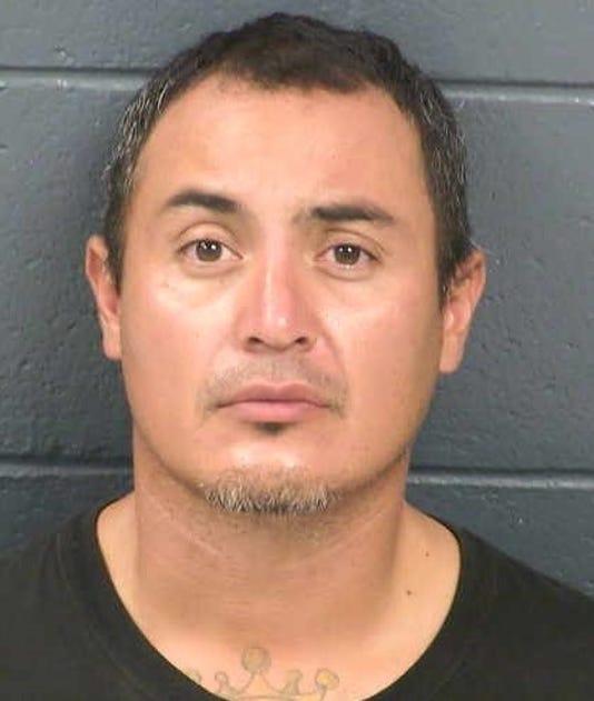 Emmanuel Soriano Arrest Mug 002