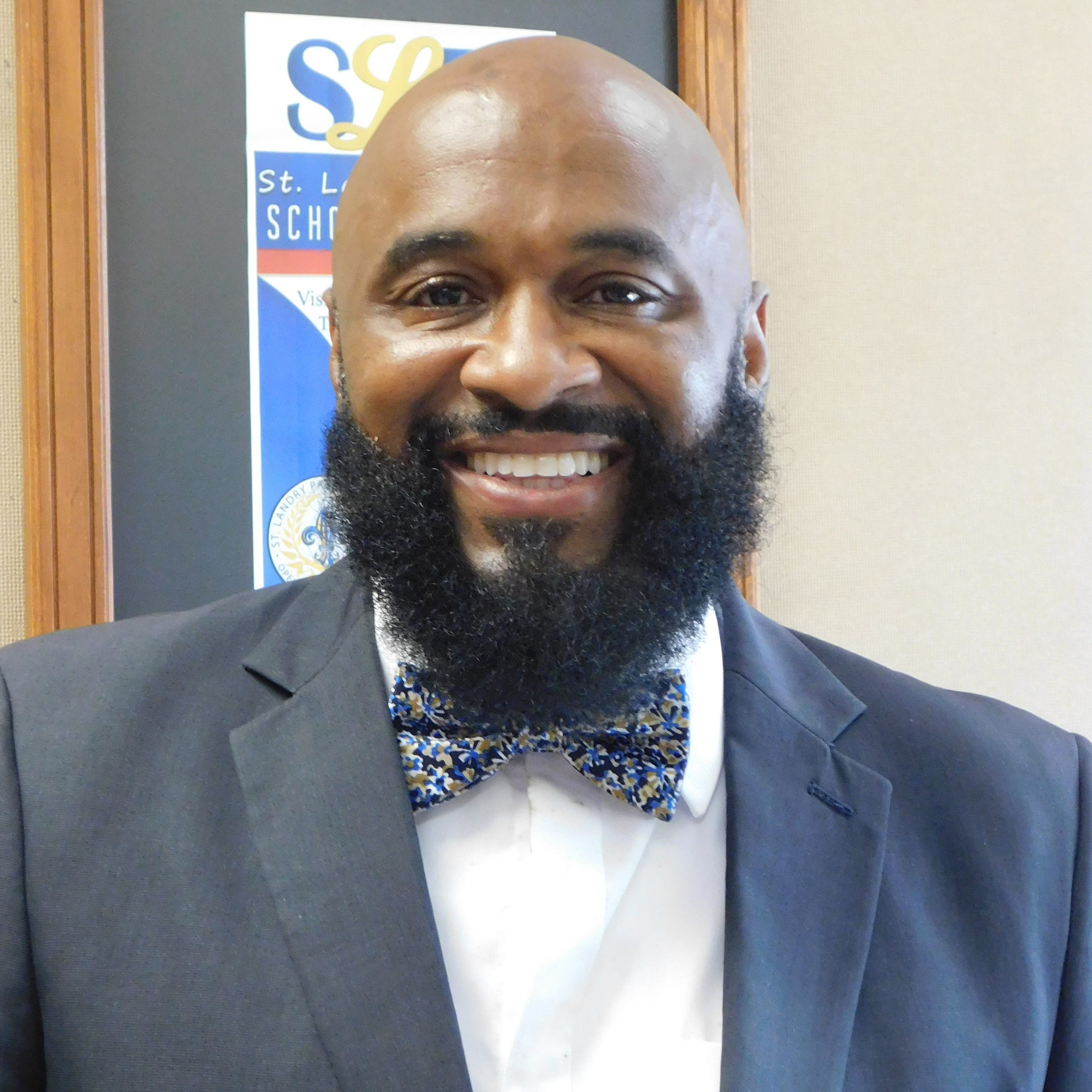 New Opelousas High principal is raising the bar