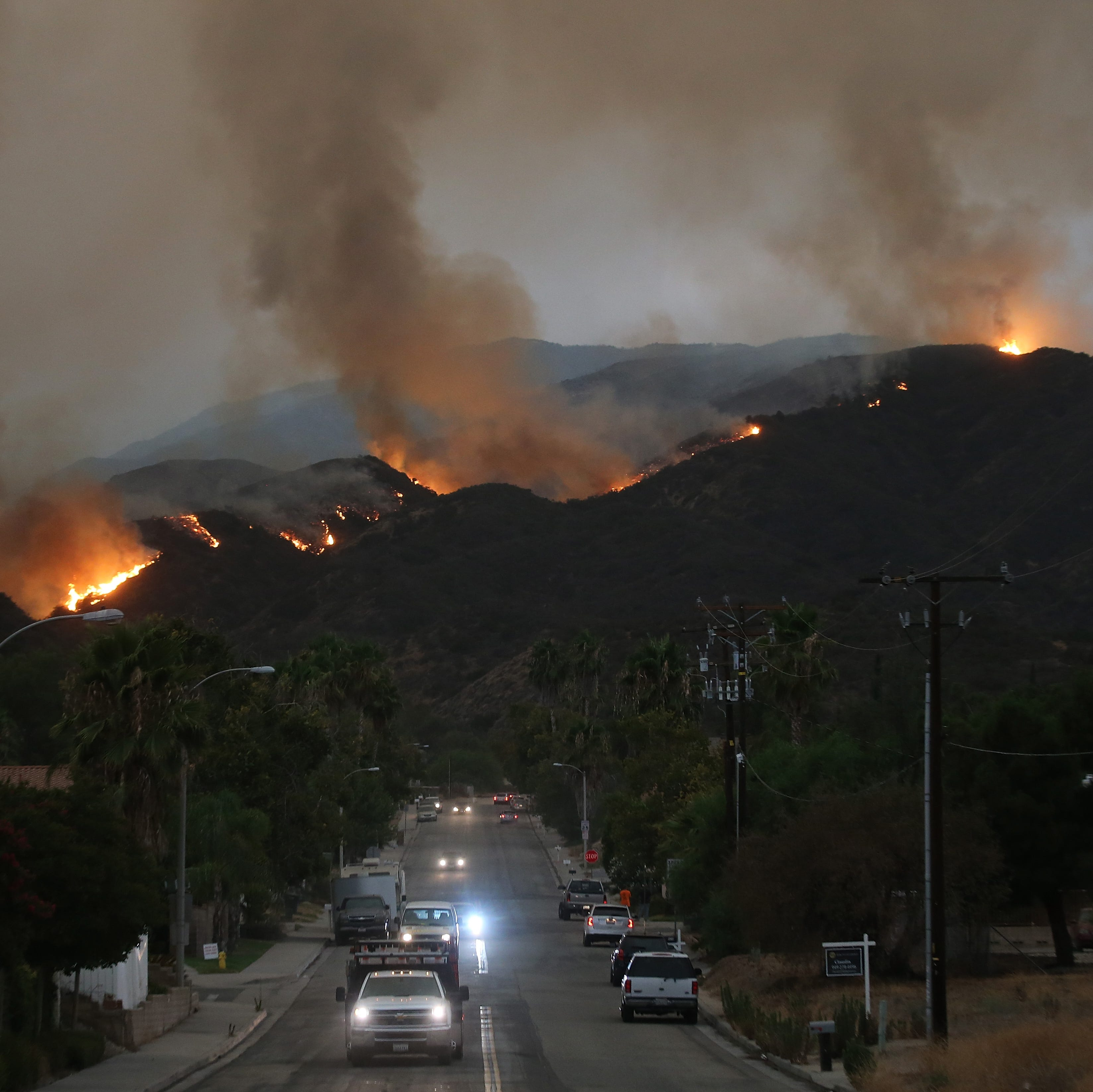 Mandatory evacuations lifted for most neighborhoods near Holy Fire burn scar