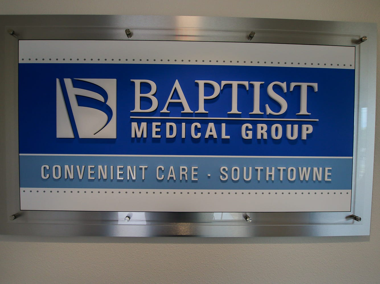 Baptist Medical Group hosts an open house for its new Convenient Care Southtowne walk-in clinic in downtown Pensacola on Thursday, August 9, 2018. Located across from the YMCA near the S. Tarragona intersection at 190 E. Intendencia St., the clinic will be open from 8 a.m. to 5 p.m. Monday through Friday.