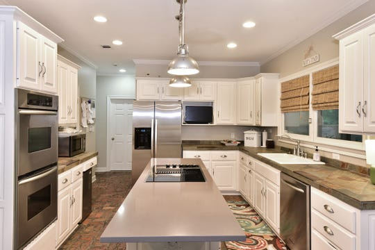 2474 Semur Rd., the kitchen is open and perfect for home chefs.