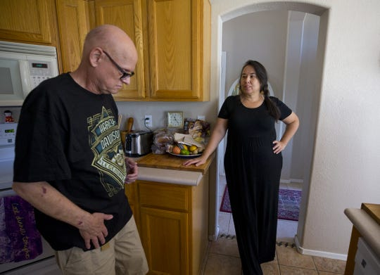 "The Suszczewicz family says they don't bother anymore to ask for repairs. ""If something breaks now, if it's minor, I repair it myself,"" said Kathy Suszczewicz, who expects she won't be reimbursed. ""We've replaced (stove parts, pool equipment and other items) out of our own pocket just to avoid that interaction."""